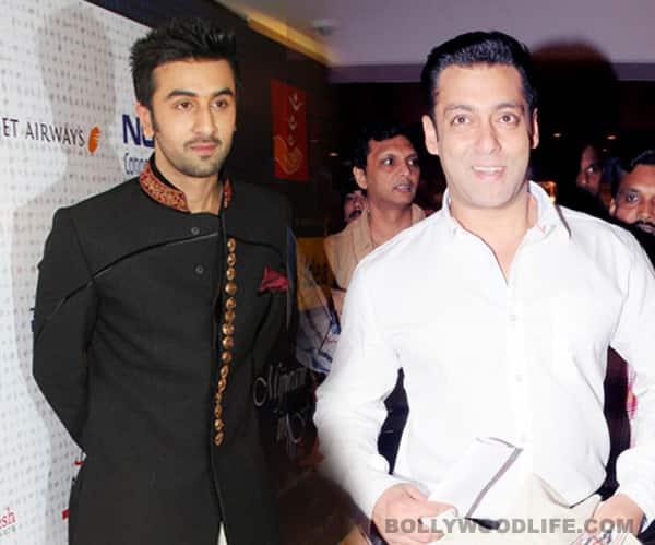 Is Ranbir Kapoor scared of SalmanKhan?