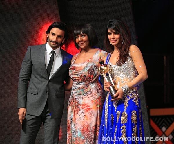Ranbir Kapoor, Priyanka Chopra, Gurmeet Choudhary & Kratika Sengar winners of the SAIFTA trophy! View pics!