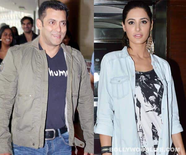 Is Nargis Fakhri Salman Khan's new girl?