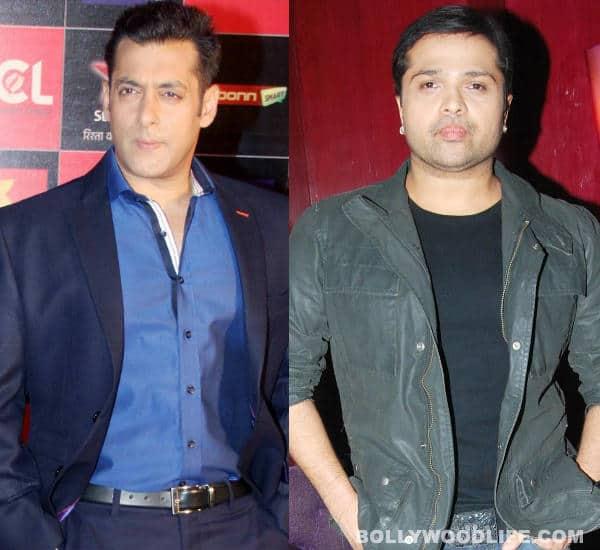 How did Salman Khan help Himesh Reshammiya?