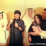 Have you seen Shahrukh Khan, Abhishek Bachchan and Boman Irani in their Emirati avatar?: View pics!