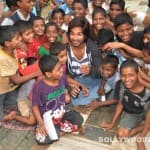 Shahid Kapoor spends time with kids!