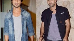 Shahid and Ranbir in Andaz Apna Apna sequel