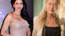 Sridevi to act with Meryl Streep