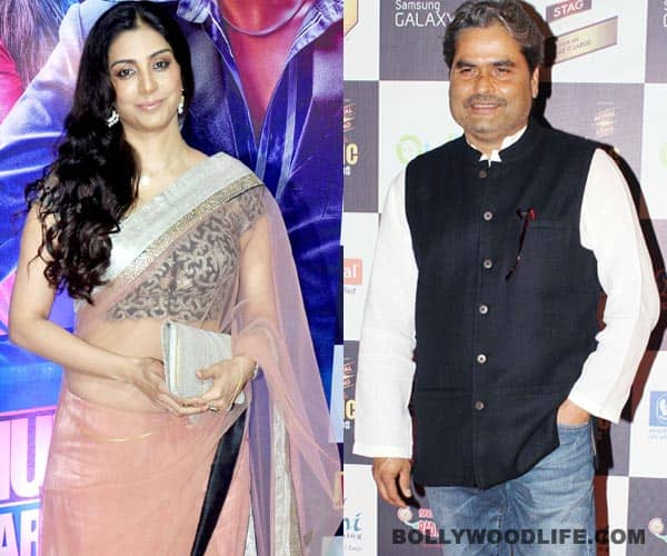 Is Tabu part of Vishal Bhardwaj's Haider?