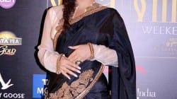 Is Vidya Balan threatened by slimmer actors?