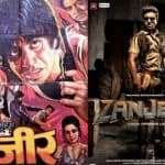 Zanjeer: Little known facts about the original and the remake!