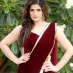 Who made Zarine Khan lose weight?