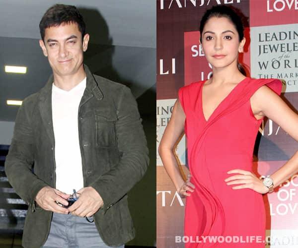 Will Aamir Khan and Anushka Sharma kiss in P.K.?