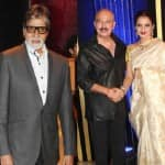 Are Amitabh Bachchan and Rekha coming together for another Silsila?