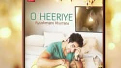 Ayushmann Khurrana birthday gift: O heeriye! song - watch teaser