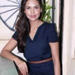 Esha Gupta begins shoot for Humshakals on Ganesh Chaturthi