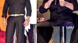 Salman Khan at Bigg Boss 7 press con