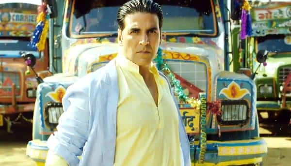 Why is Akshay Kumar so annoyed?