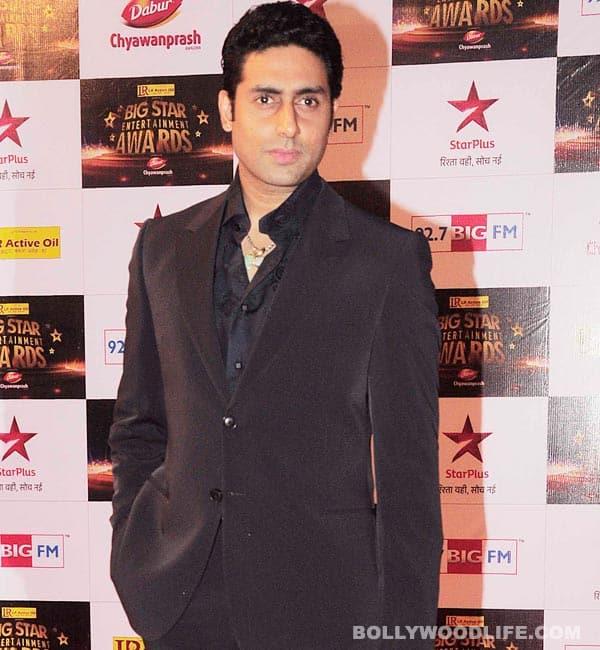 Despite injury, Abhishek Bachchan promotes Dhoom:3