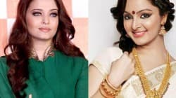 Aishwarya Rai Bachchan and Manju Warrier in Kalyan Jewellers ad