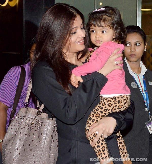 Is Aishwarya Rai Bachchan Planning A Second Child Bollywoodlifecom