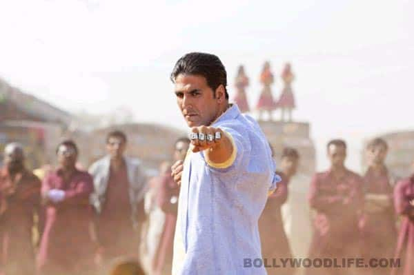 Is Akshay Kumar interested in Marathi television?