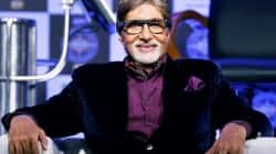 Amitabh Bachchan to play 102 year old man