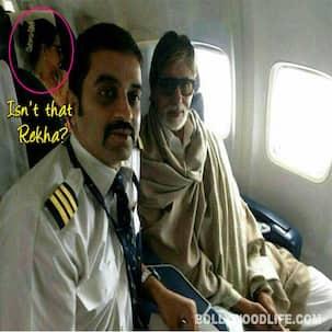 Are Rekha and Amitabh Bachchan still 'good friends'?