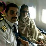 Why were Rekha and Amitabh Bachchan in the same flight?
