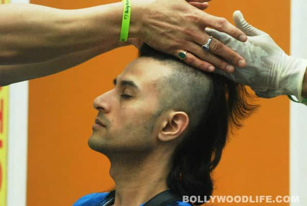 Bigg Boss 7 diaries day 17: Apurva Agnihotri gets a new hairdo