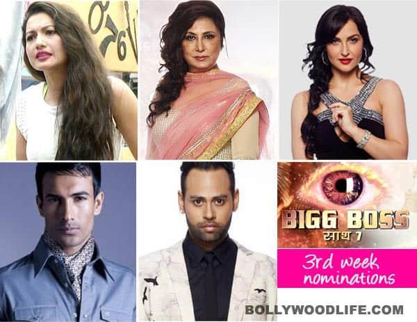 Bigg Boss 7: Gauhar Khan, Anita Advani, VJ Andy, Asif Azim, Elli Avram – Who will be eliminated this week?