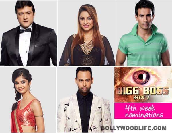 Bigg Boss 7 nominations: Pratyusha Banerjee, Armaan Kohli, VJ Andy nominated