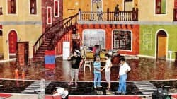 Comedy Nights with Kapil new set