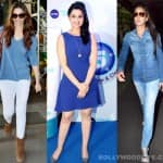 Navratri special: Katrina Kaif, Deepika Padukone and Parineeti Chopra look beautiful in blue!