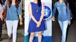 Deepika Padukone and Katrina Kaif look beautiful in blue!