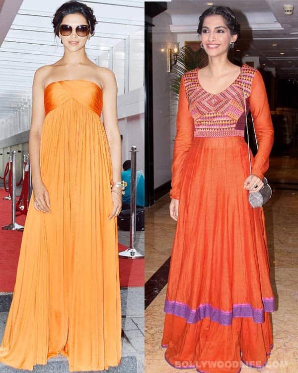 Navratri special: Deepika Padukone and Sonam Kapoor look ...