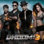 Does Aamir Khan look frightened in Dhoom:3?