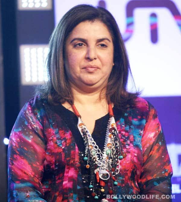 Is Farah Khan the new bhai of B-town?