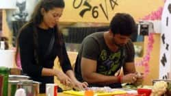 Bigg Boss 7: Kushal Tondon and Gauahar Khan walk out