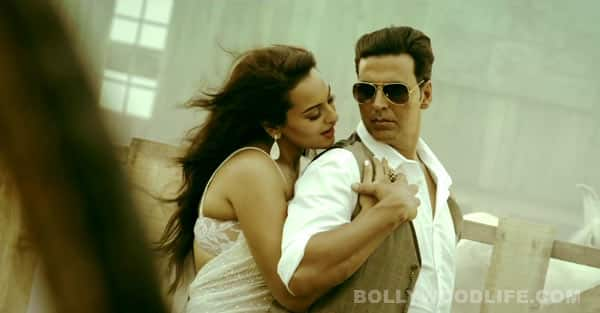 Are Akshay Kumar and Sonakshi Sinha in love?