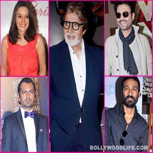 Amitabh Bachchan like Sachin Tendulkar of Indian cinema - Bollywood salutes Big B!