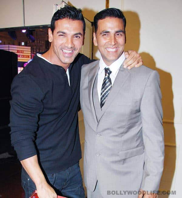 Akshay Kumar and John Abraham in Hindi remake of Escape Plan?