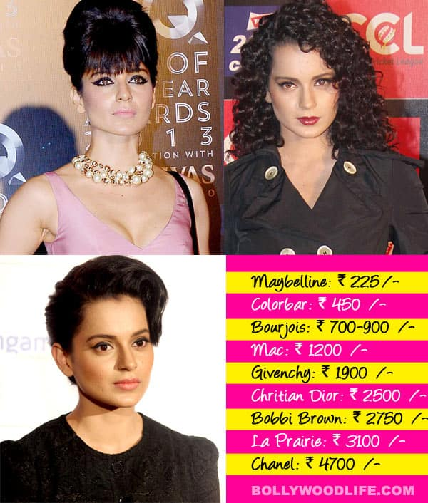 Want Kangna Ranaut's perfectly kohl-lined eyes?
