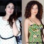 Why did Kangna Ranaut replace Kareena Kapoor Khan in Revolver Rani?