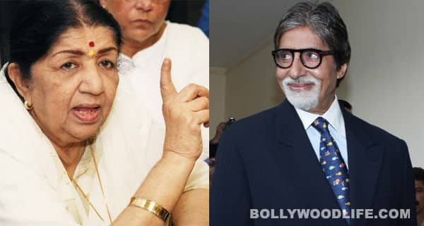 Lata Mangeshkar to honour Amitabh Bachchan with Hridaynath Award