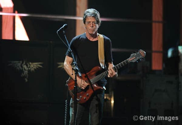 Rock legend Lou Reed passes away!
