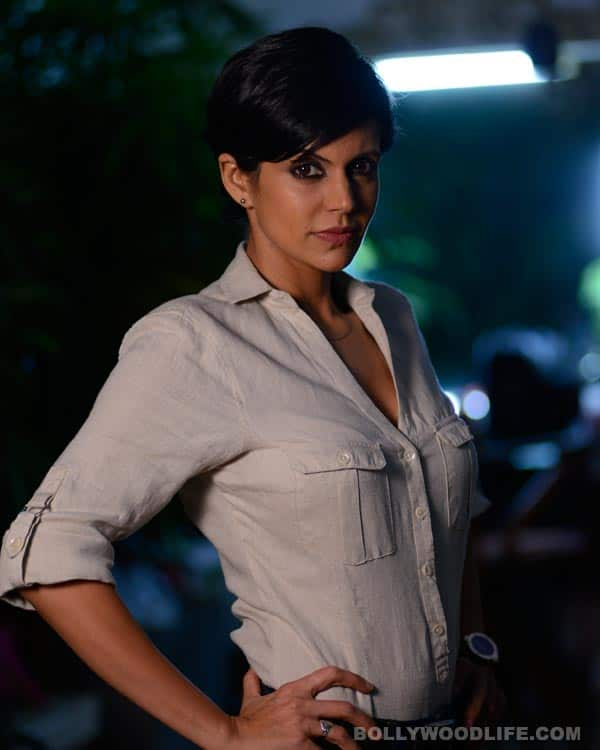 Mandira Bedi:  I got to wear a holster and carry a real gun – now I can die and go to heaven!