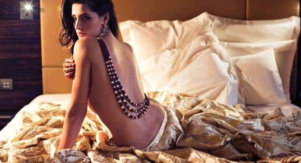 Nargis Fakhri topless – sexy and sensuous!