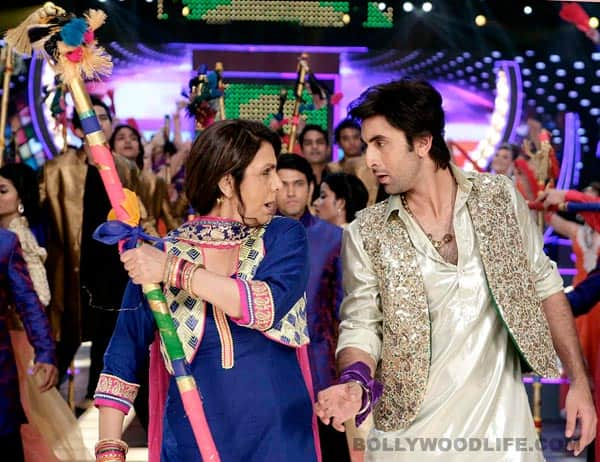 Besharam quick movie review: Rishi Kapoor and Neetu Singh steal the show!