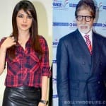What happened when Priyanka Chopra met Amitabh Bachchan?