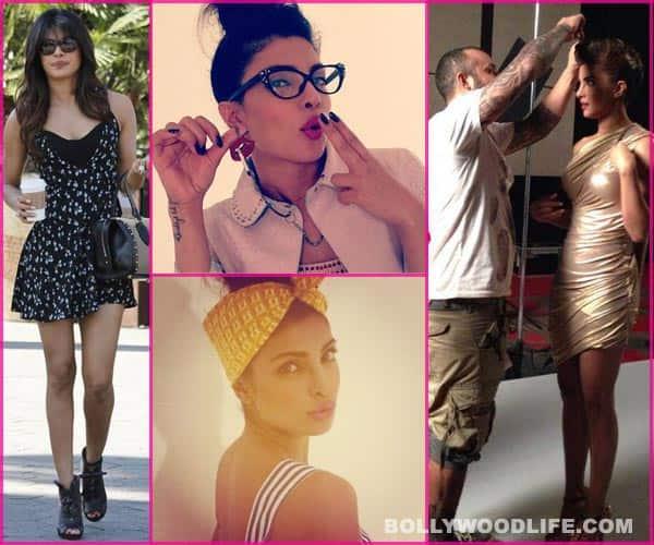 Priyanka Chopra: glam and gorgeous!