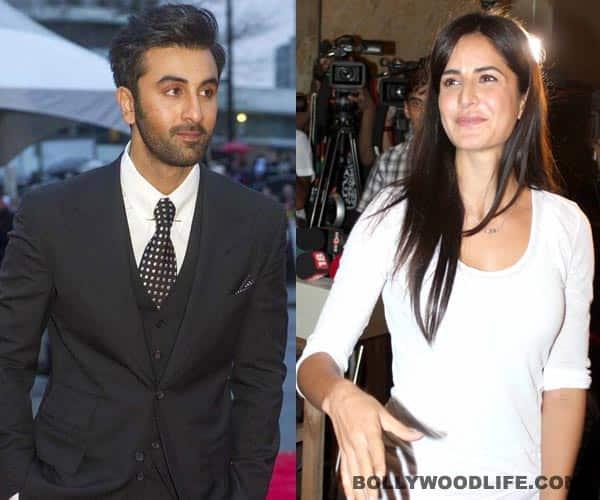 Are Ranbir Kapoor and Katrina Kaif on another vacation?