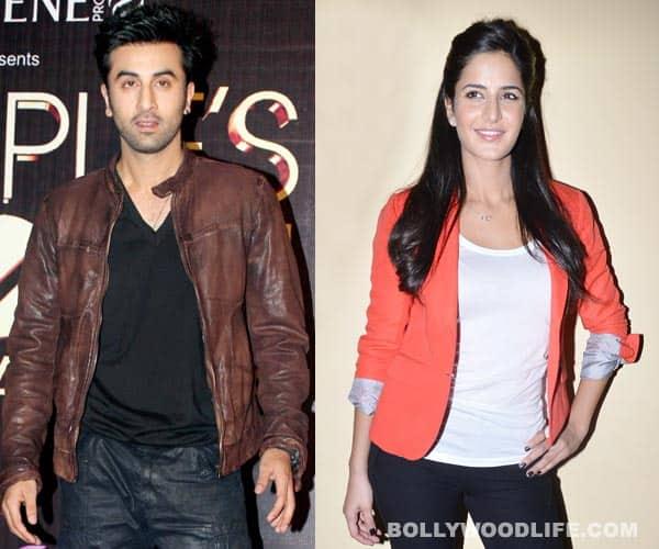 Ranbir Kapoor jets off with Katrina Kaif again?