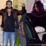 Ranveer Singh discharged; Deepika Padukone picks him up from hospital - View pics & video!